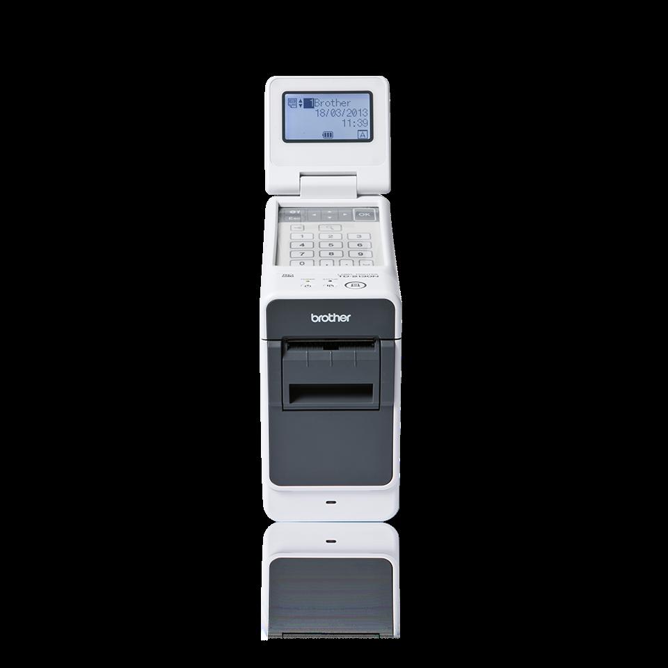 Brother TD-2130N - Bærbar industriel labelprinter til netværksbrug