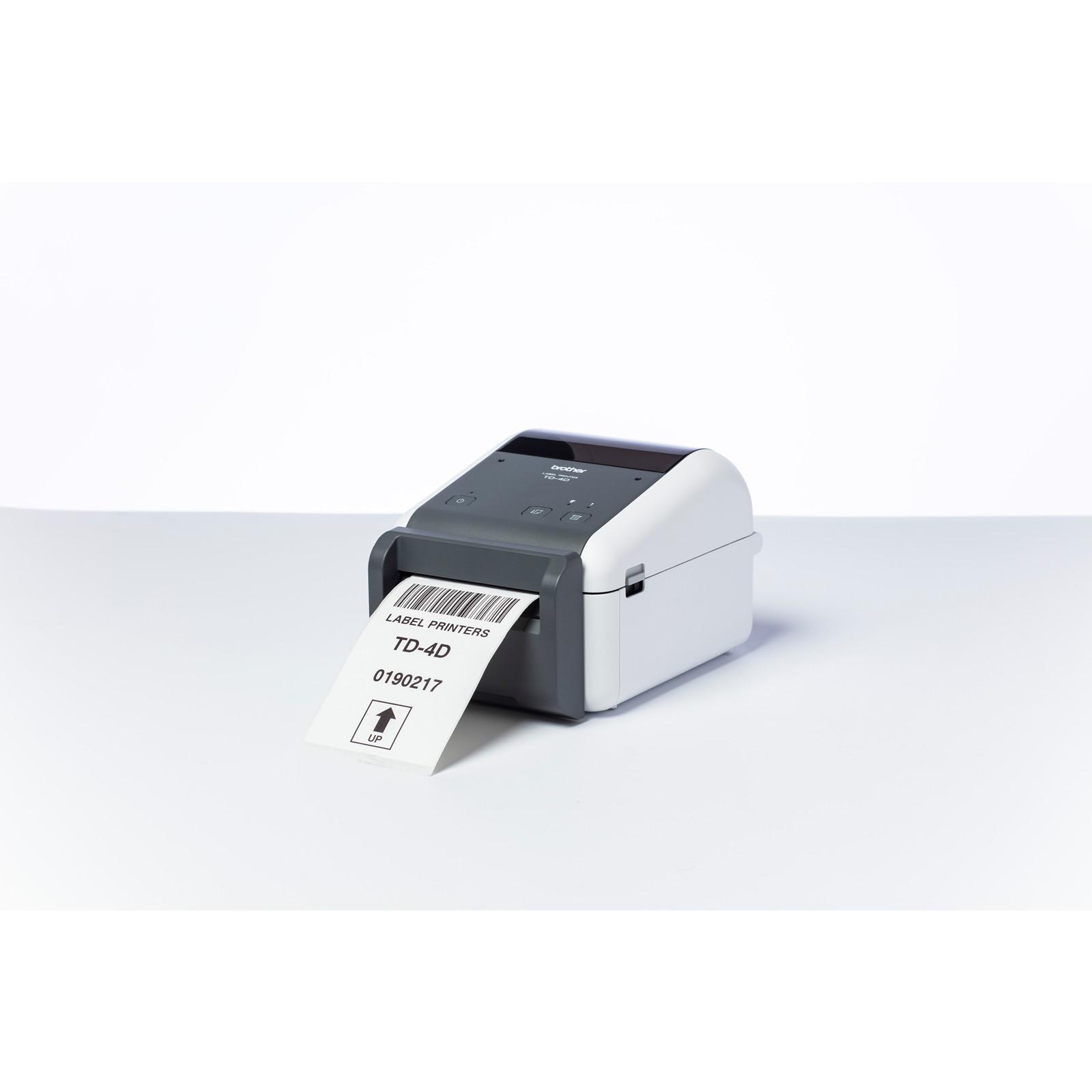 Brother TD-4410D Professionel etiketprinter