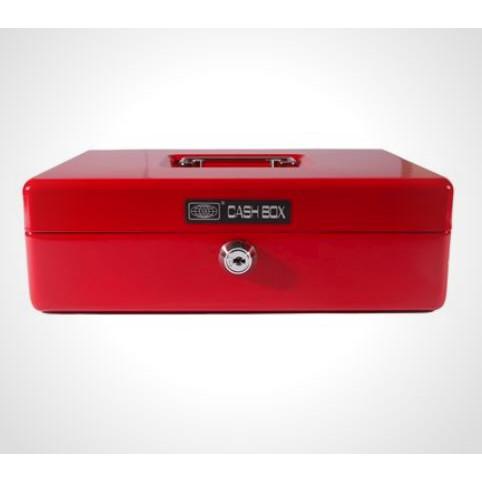 Pengekasse 704 Büngers 30x23x9 cm - red
