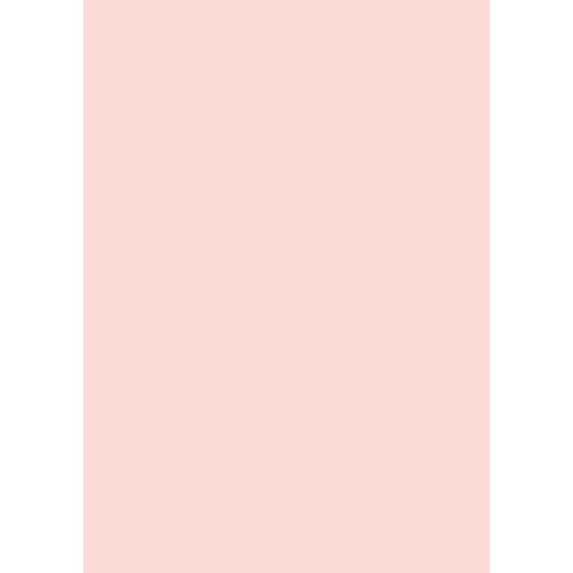 Büngers Farvet Papir A4 80g pinkd (50)