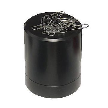 Clipsholder Vision i sort - med magnet  63 x 63 x 84 mm 9408