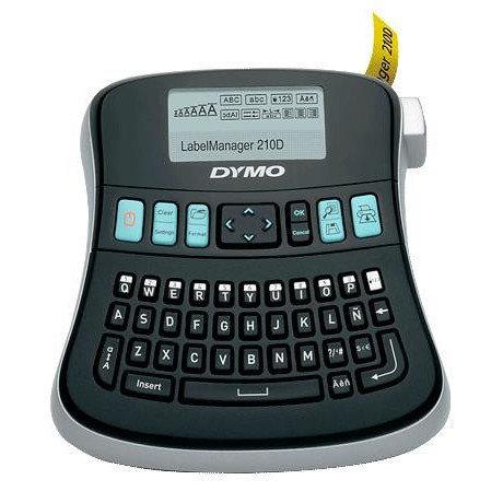 Dymo LabelManager 210D black/silver