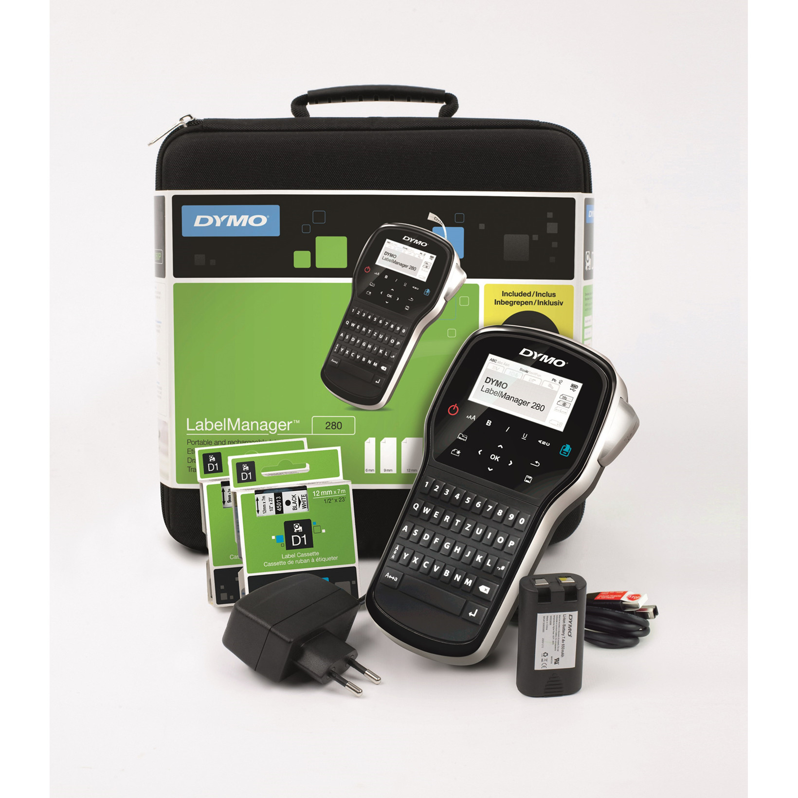 Dymo LabelManager 280 kit