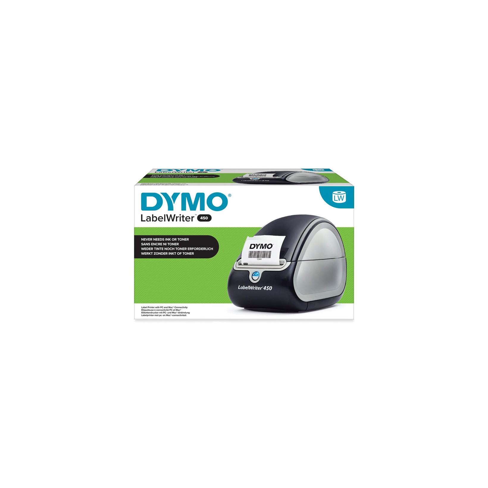 Dymo LabelWriter 450 black/silver