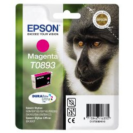 Epson T0893 Magenta Ink Cartridge 3,5ml