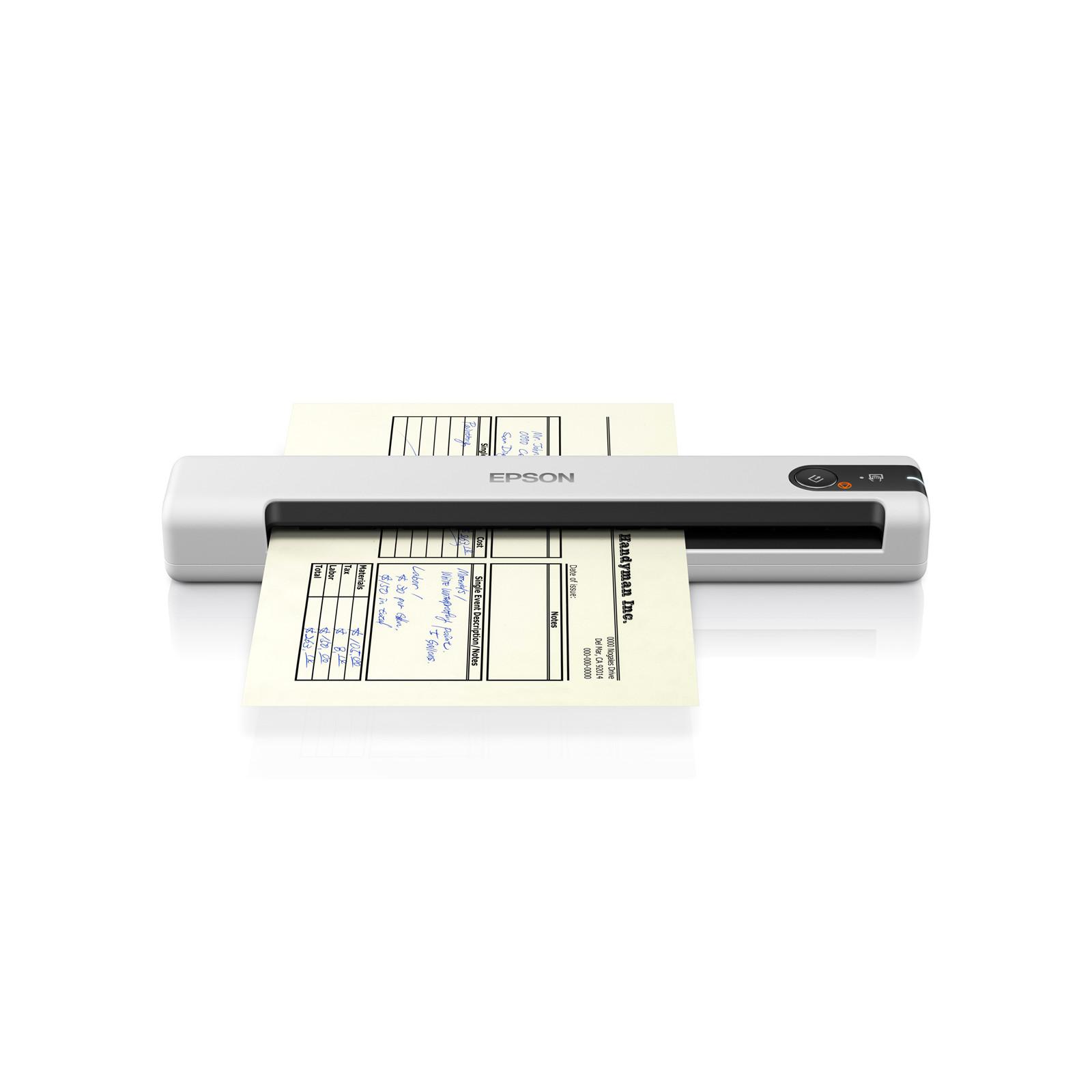 Epson WorkForce ES-70W scanner
