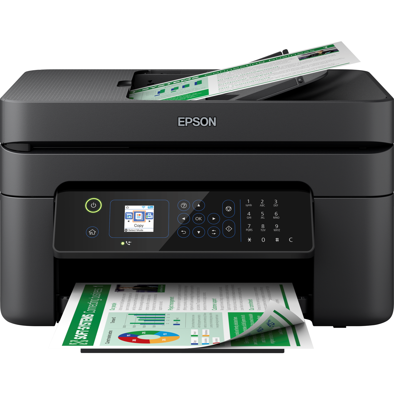 Epson WorkForce WF-2835DWF