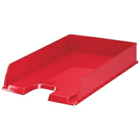 A4 brevbakke Esselte Europost - Rød