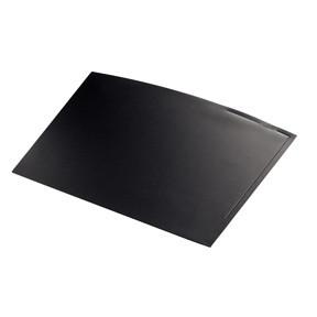 Skrivebordsunderlag Esselte Europost 50 x 65 cm sort - 12432
