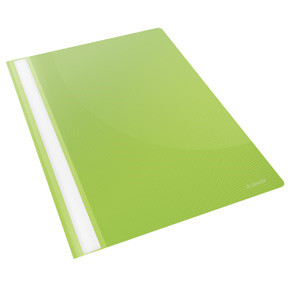 Esselte tilbudsmappe A4 grøn - 28317