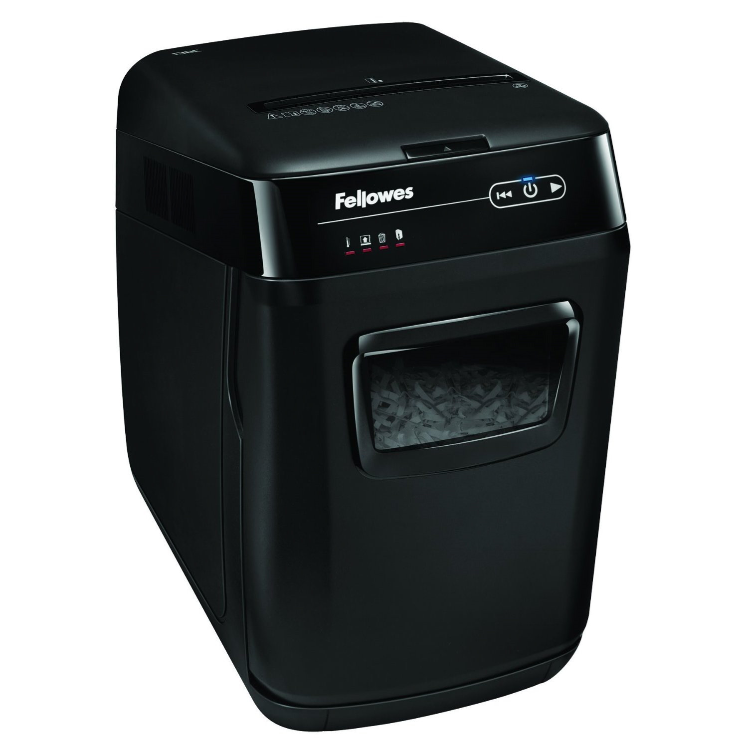 Fellowes AutoMax 130C - Makulator med auto-feed bakke