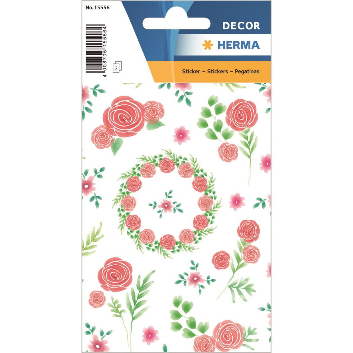 HERMA Herma stickers Decor smukke roser (2)