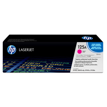 HP Color LaserJet 125A magenta toner