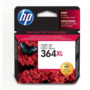 HP No364 XL photo black ink cartridge