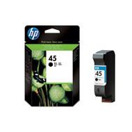 HP No45 black large ink cartridge