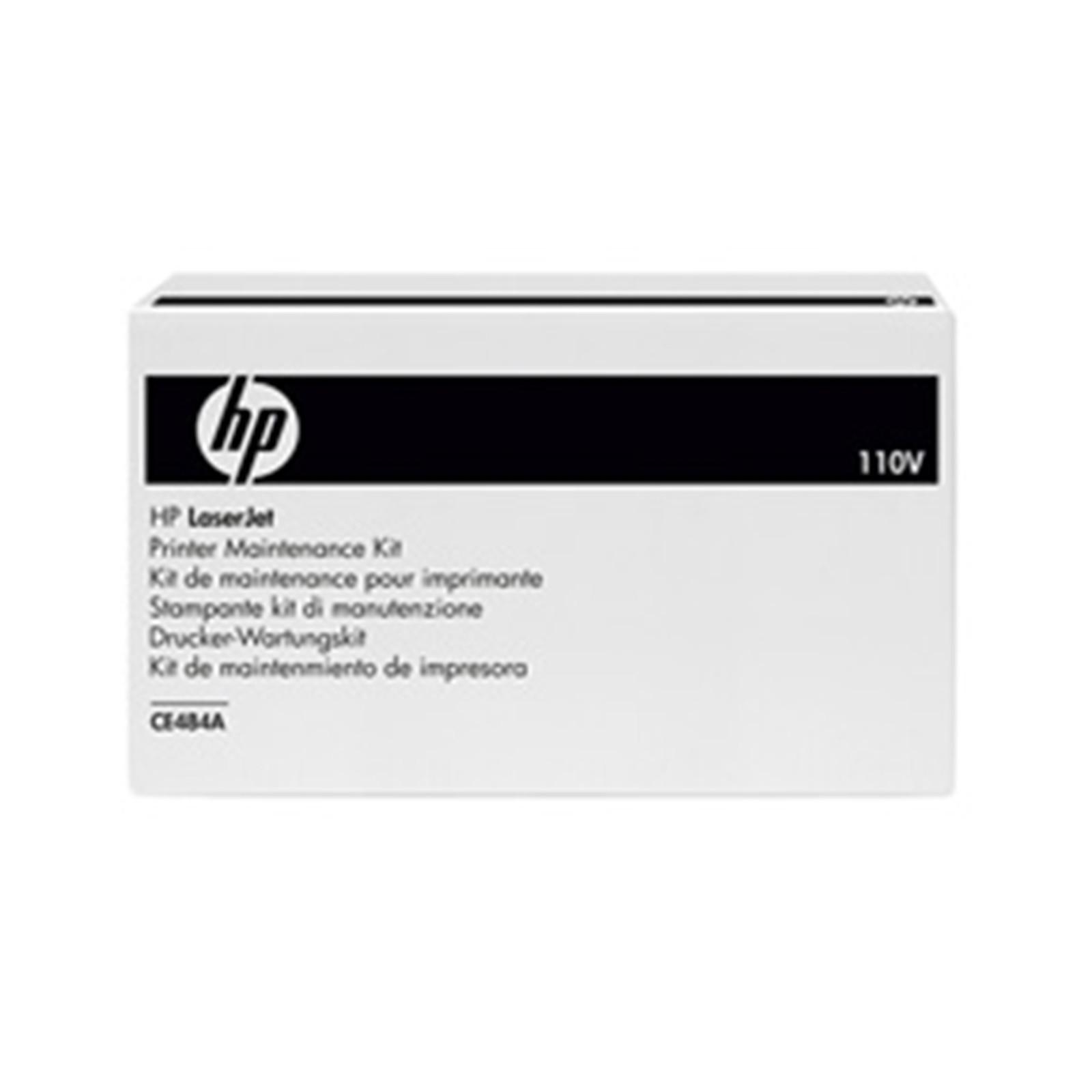 HP Color Laserjet CE484A fuser 110V