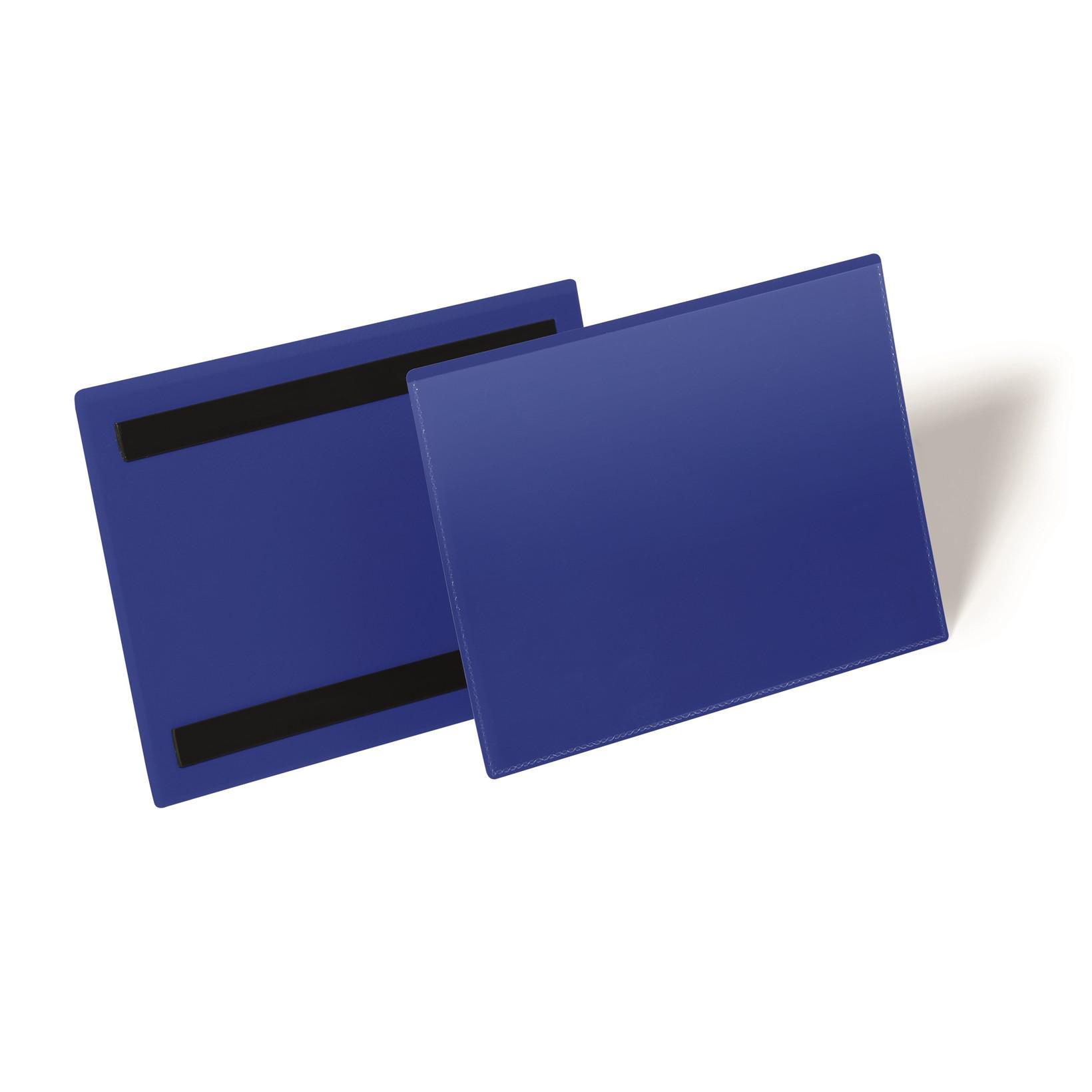 Hyldeforkant A5 med magnet - Tværformat