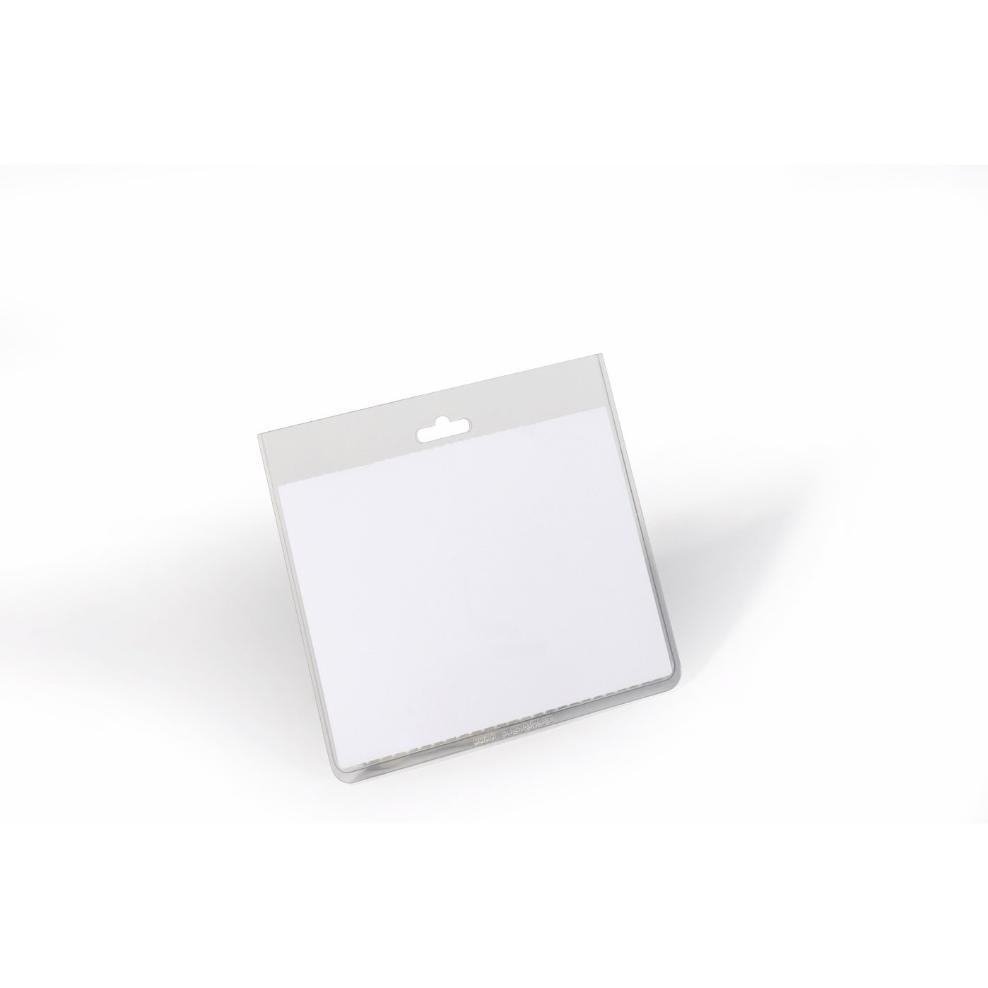 ID kortholder - uden clip med eurohul - 20 stk.