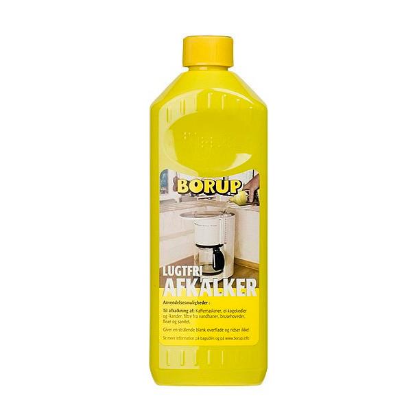 Borup Lugtfri Afkalker - Kalkfjerner til kaffemaskine/kedel - 500 ml