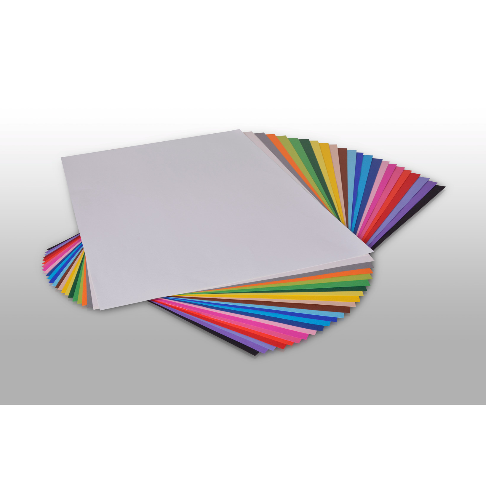 Karton - Play Cut A4 180 gram assorteret - 10 x 25 ark