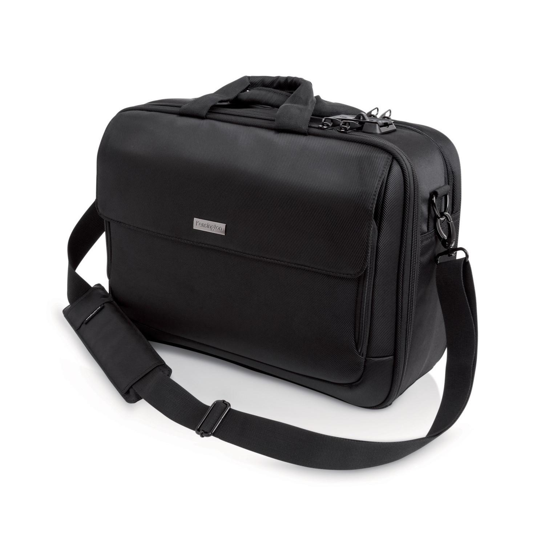 Kensington 15.6'' Laptop Bag SecureTrek, Black