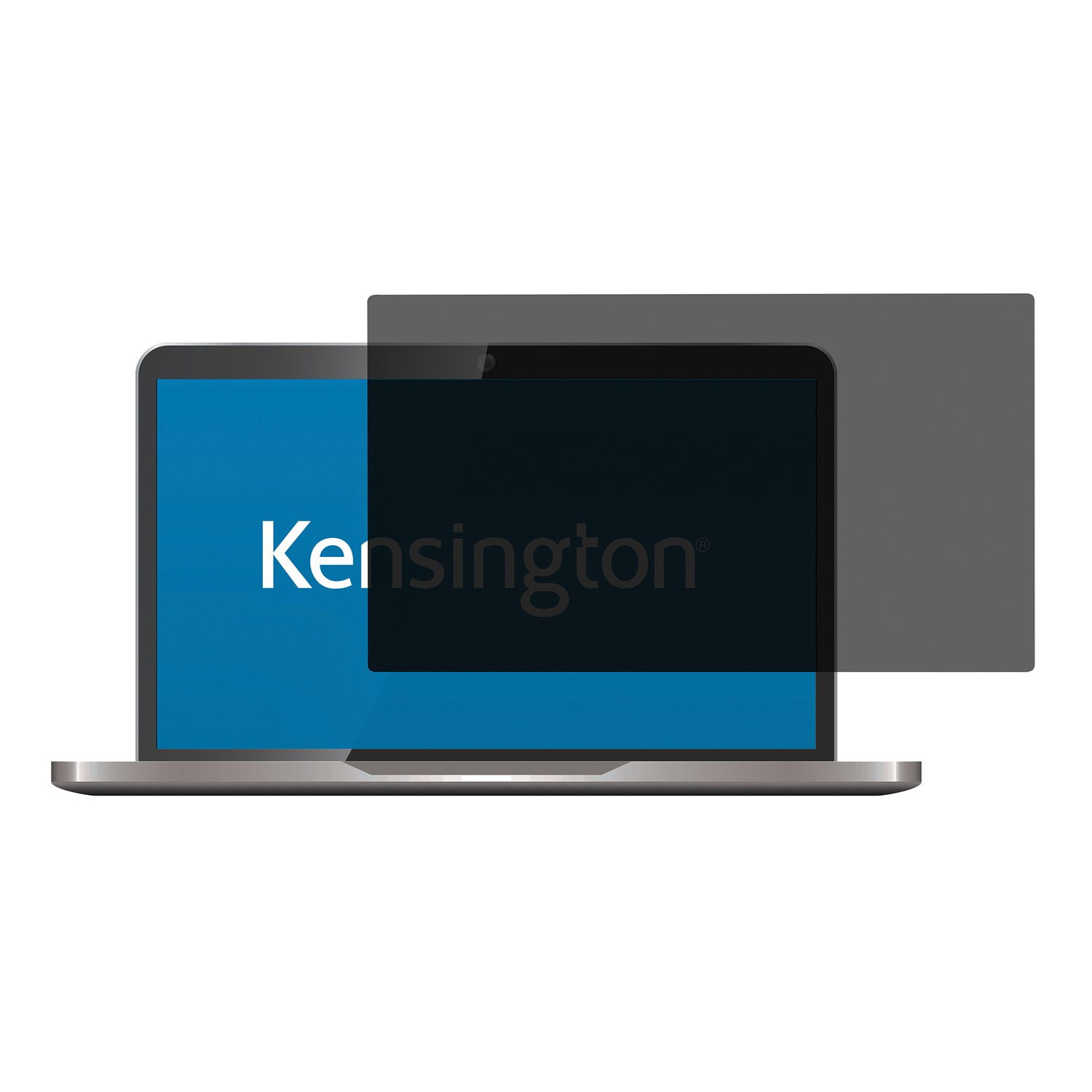"Kensington privacy filter 2 way removable 35.8cm 14.1"" Wide"