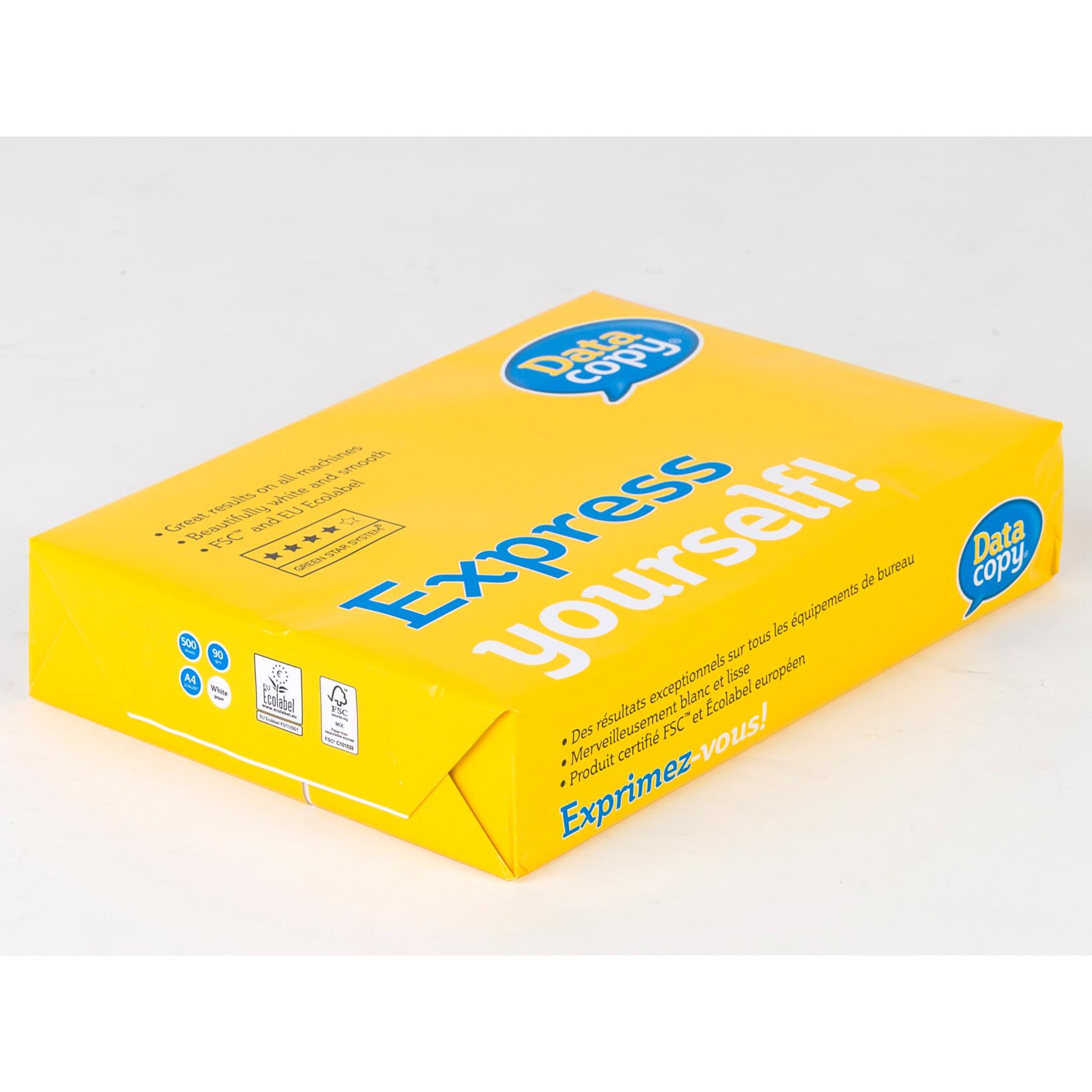 Kopipapir - DataCopy 90 gram A4 - 500 ark