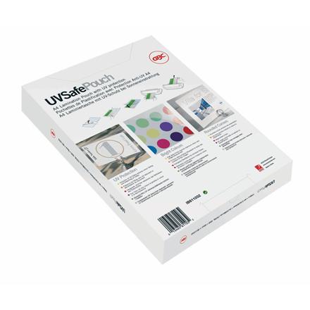 Lamination pouch UV GBC A4 150Mic (100)