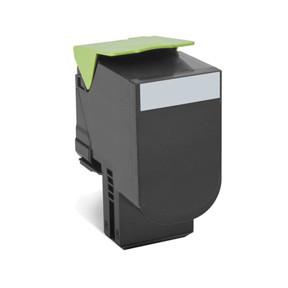 Lexmark 802K toner black  1k