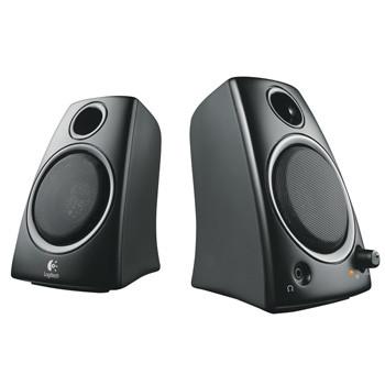 Logitech Z130 2.0 Speaker, black
