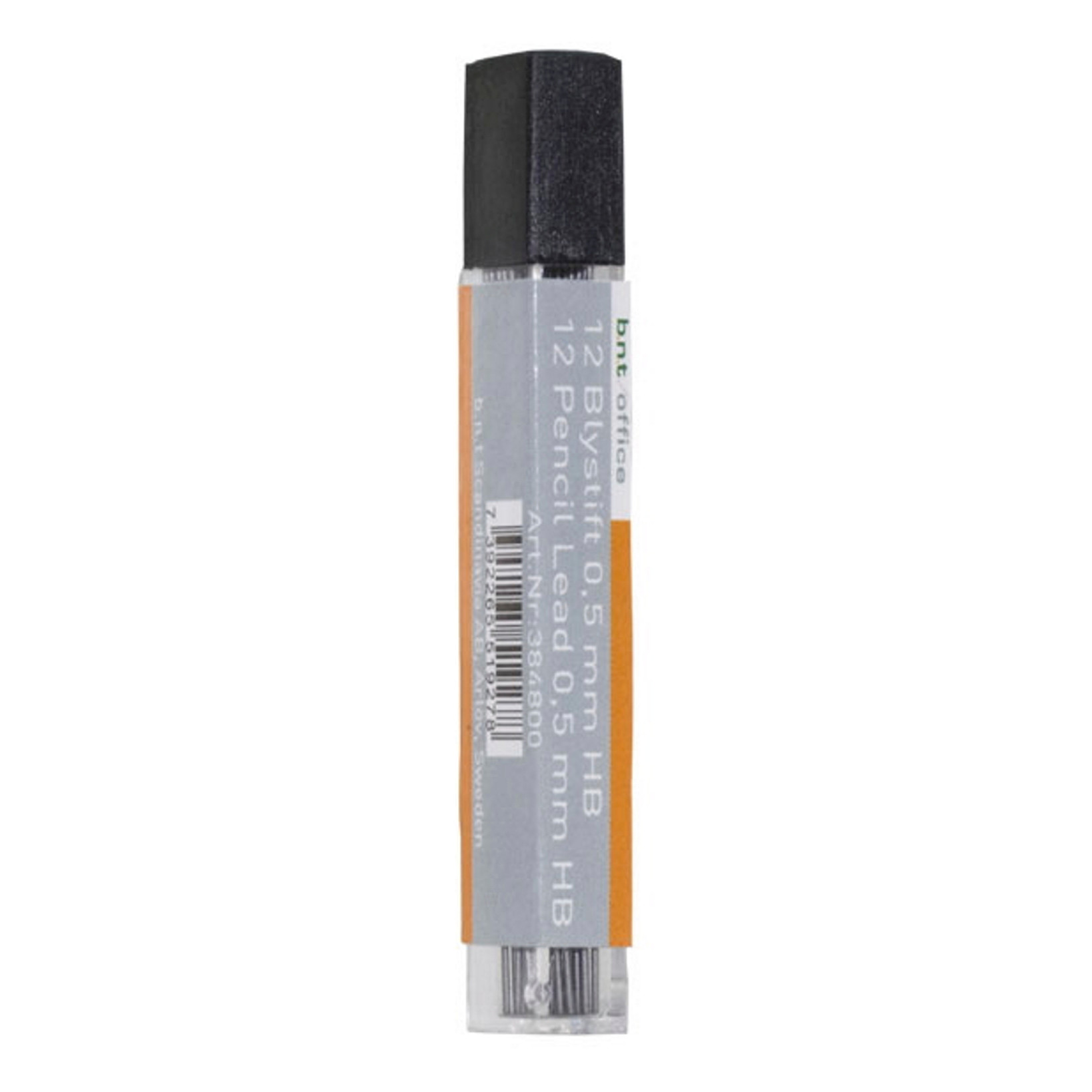 Stifter Eco BNT Office 0,5 mm HB - 12 stifter pr tube 384800 - 24 tuber
