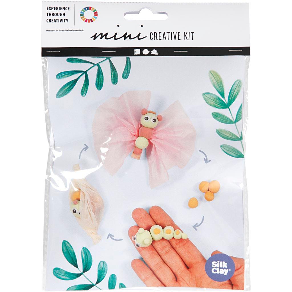 Mini kreative sæt modellering   Sommerfugle