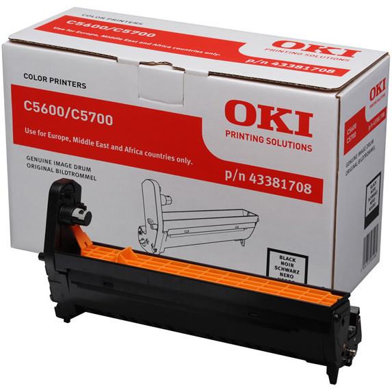 OKI C5600/C5700 drum black