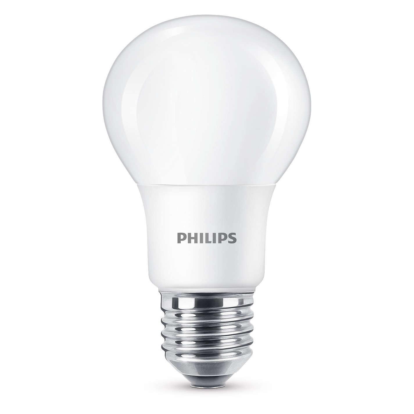 Pære LED 40W Std. E27 varm hvid klar 2 pak LED 40W A60 E27 WW 230V FR ND 2BC/6