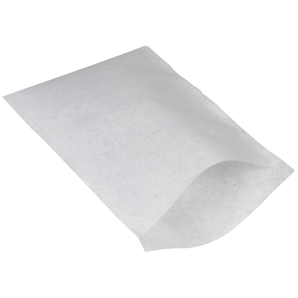 Papirvaskehandske, Abena, blåternet, 16x23 cm