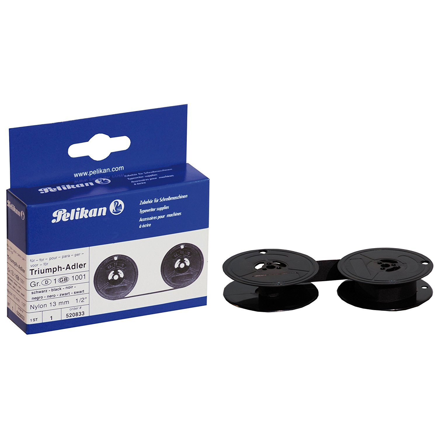 Pelikan compatible impact ribbon Gr1 black
