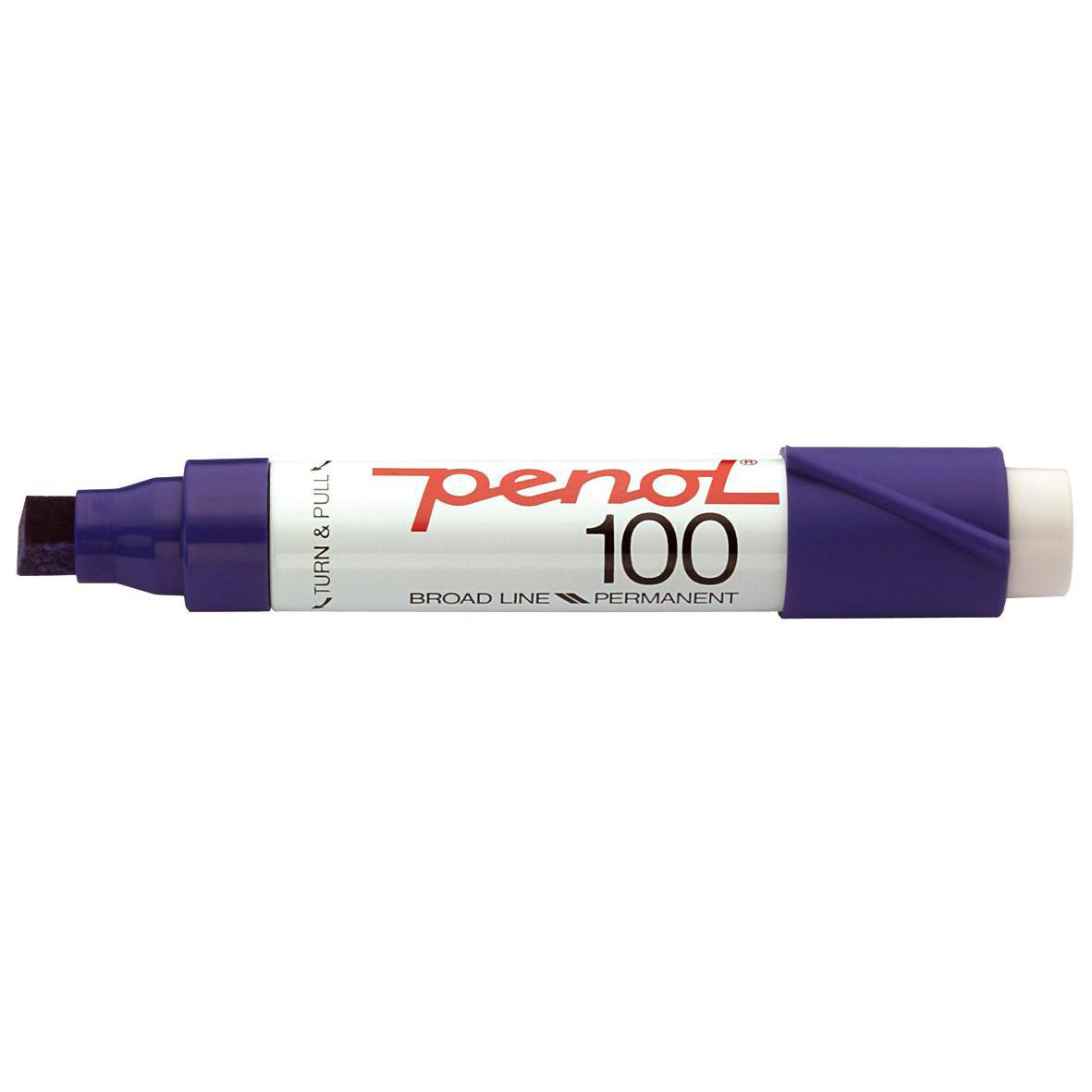 Penol 100 - Sprittusch blå 3-10 mm