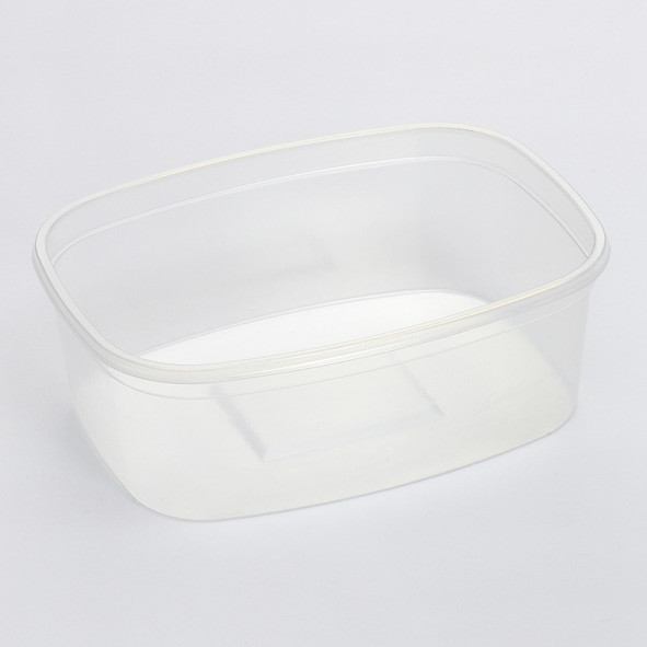 Plastbakke 28500 140 x 105 x 48 mm 500 ml - 50 stk
