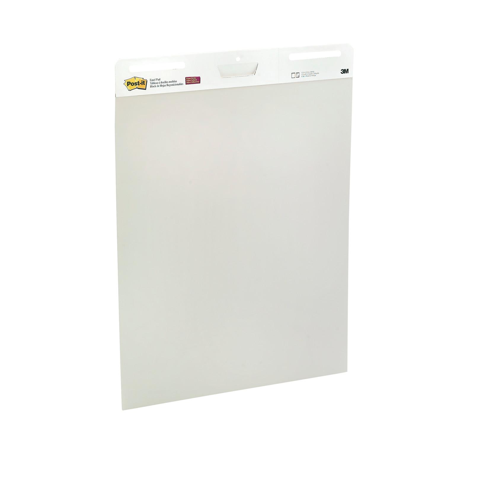Post-it 559 Flipover blok blank 63,5 x 77,4 cm - 30 ark