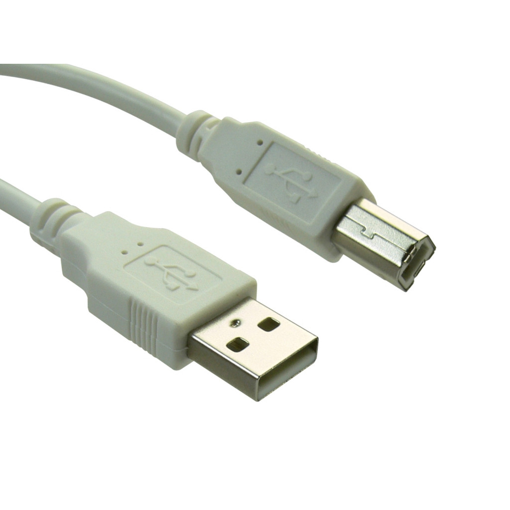 Sandberg SAVER USB 2.0 Cable A-B 2 m