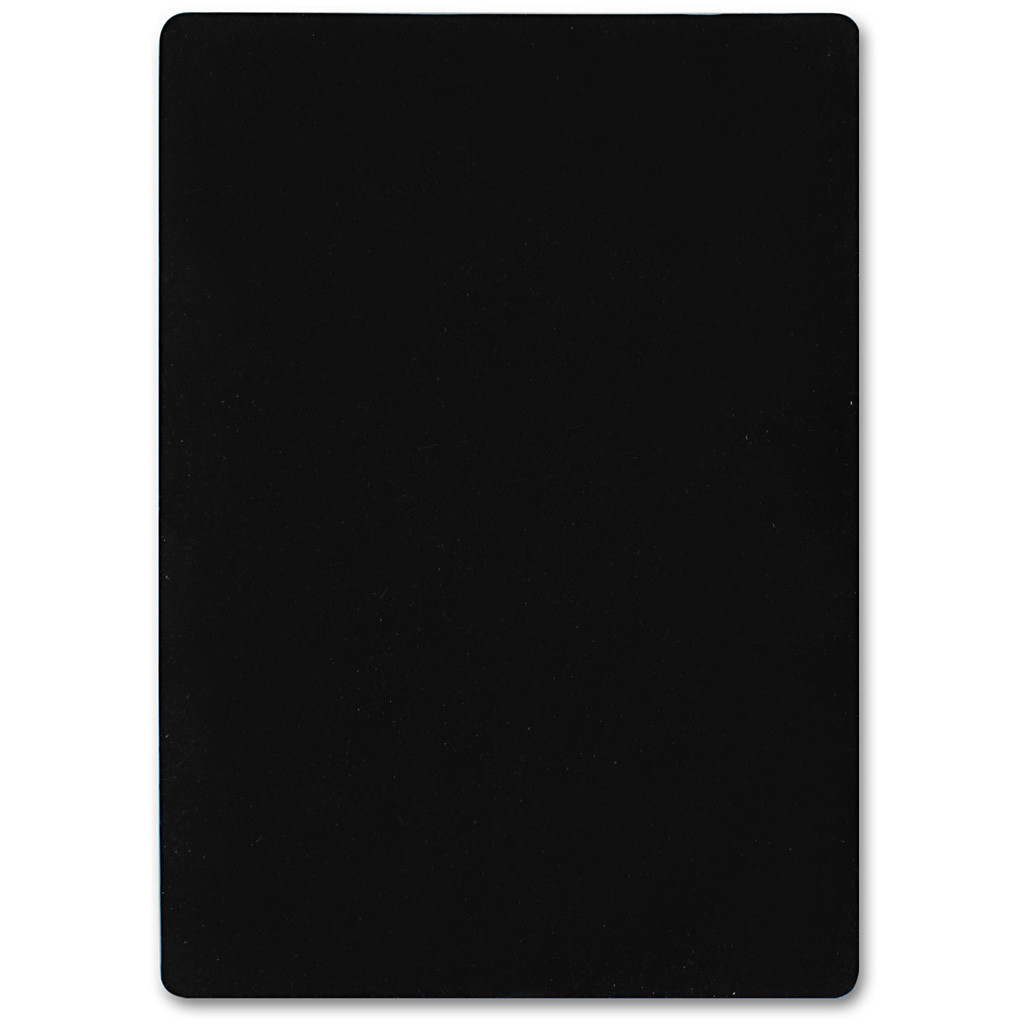 Silikoneplade størrelse 15,3 x 21,6 cm   tykkelse 2 mm