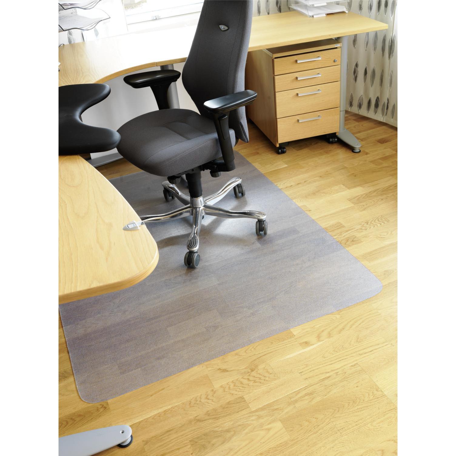 Underlag kontorstol 120 x 200 cm uden pigge - Standard