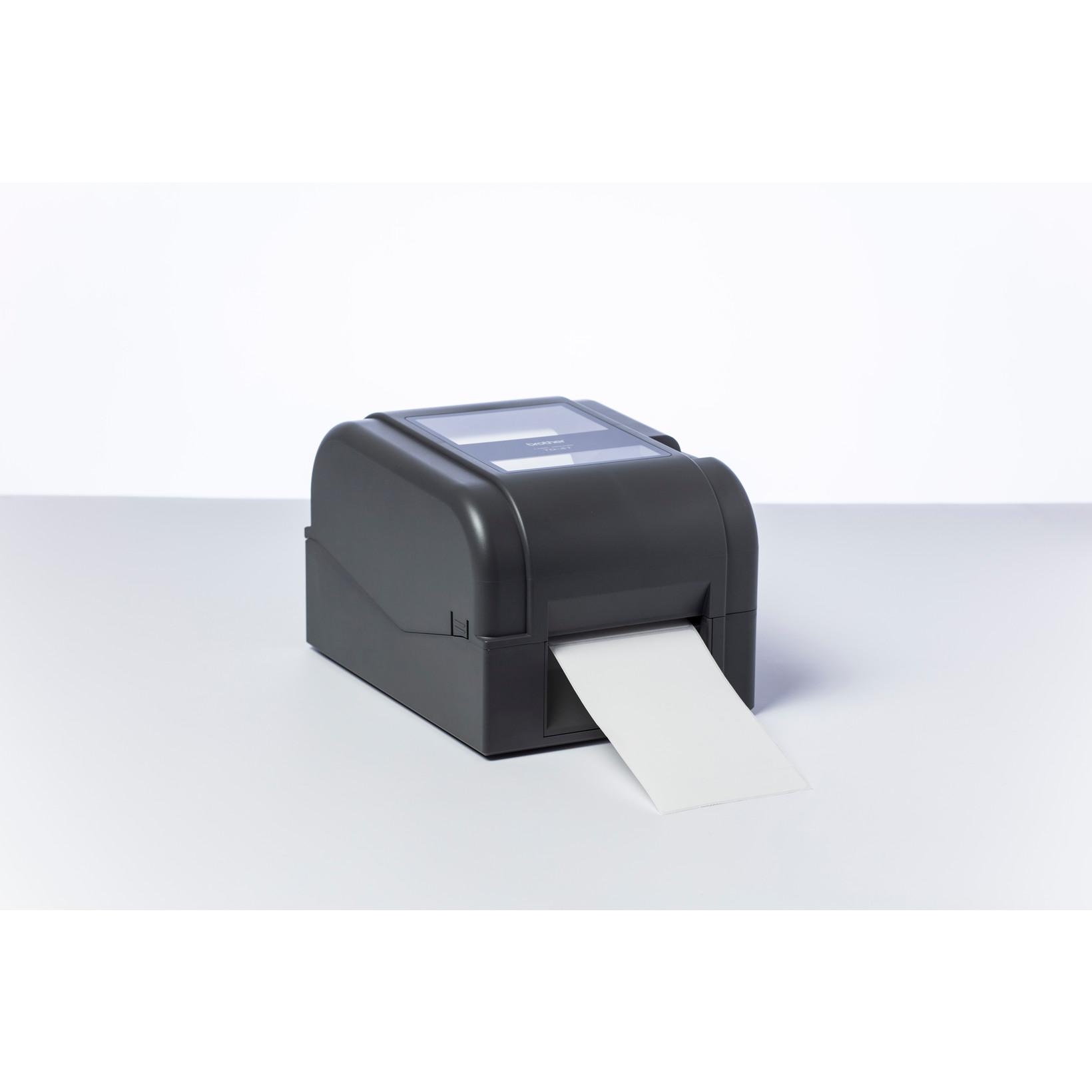 Stregkodelabelprinter Brother TD-4420TN til 108mm m netkort