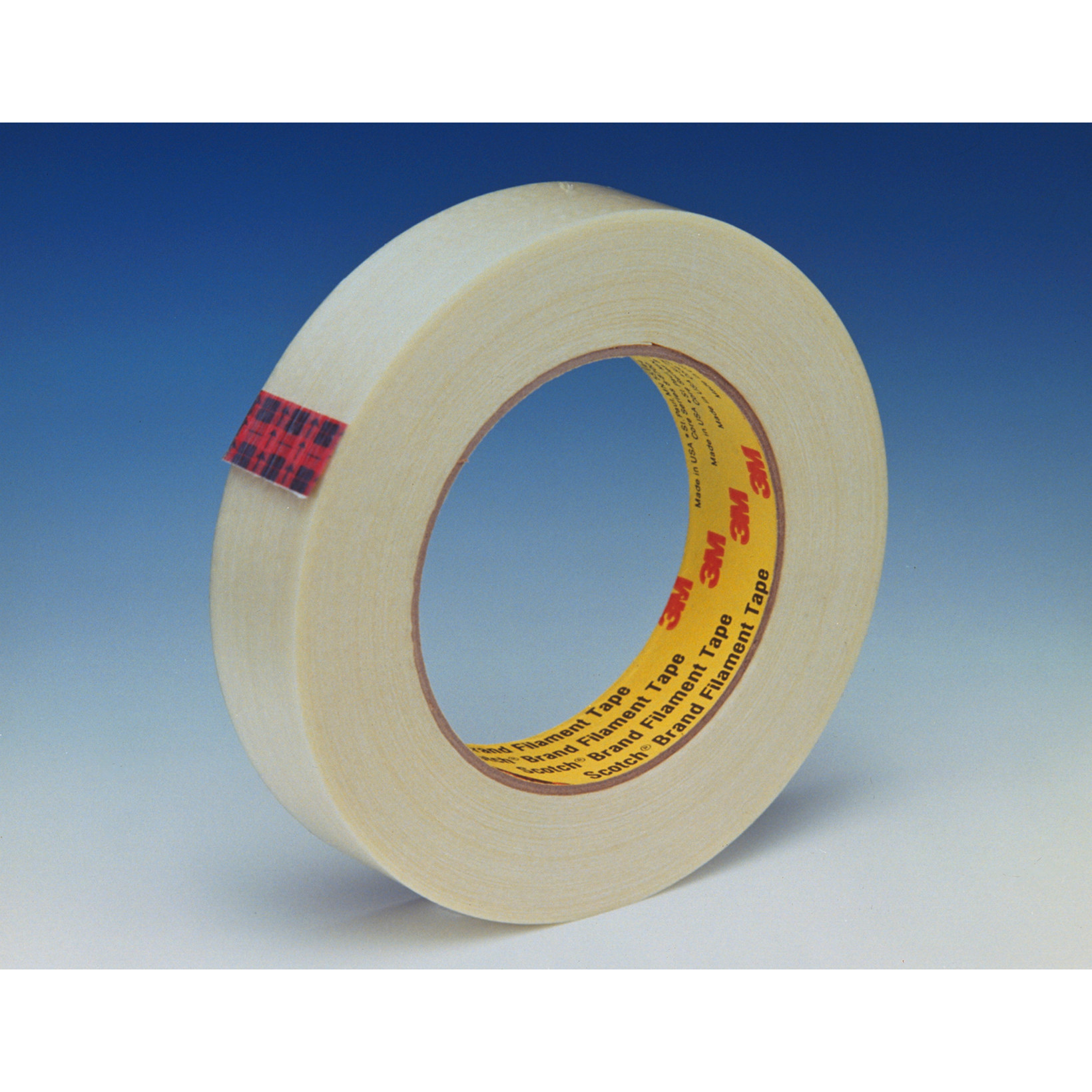 Tape 3M 895 fiberarmer Scotch 25mmx50m 36rl/kar