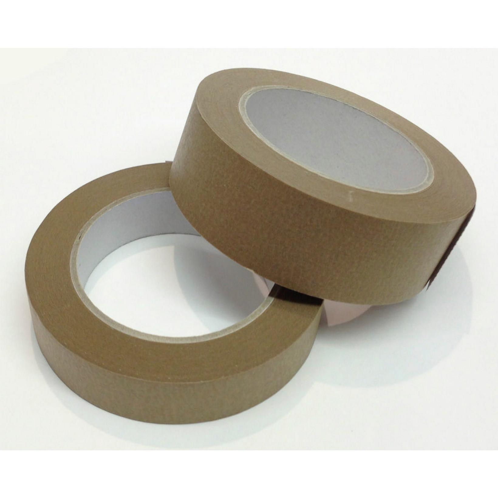 Tape PVC32-s i brun - 38 mm x 66 meter