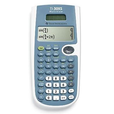 Texas TI 30XS - Matematikregner