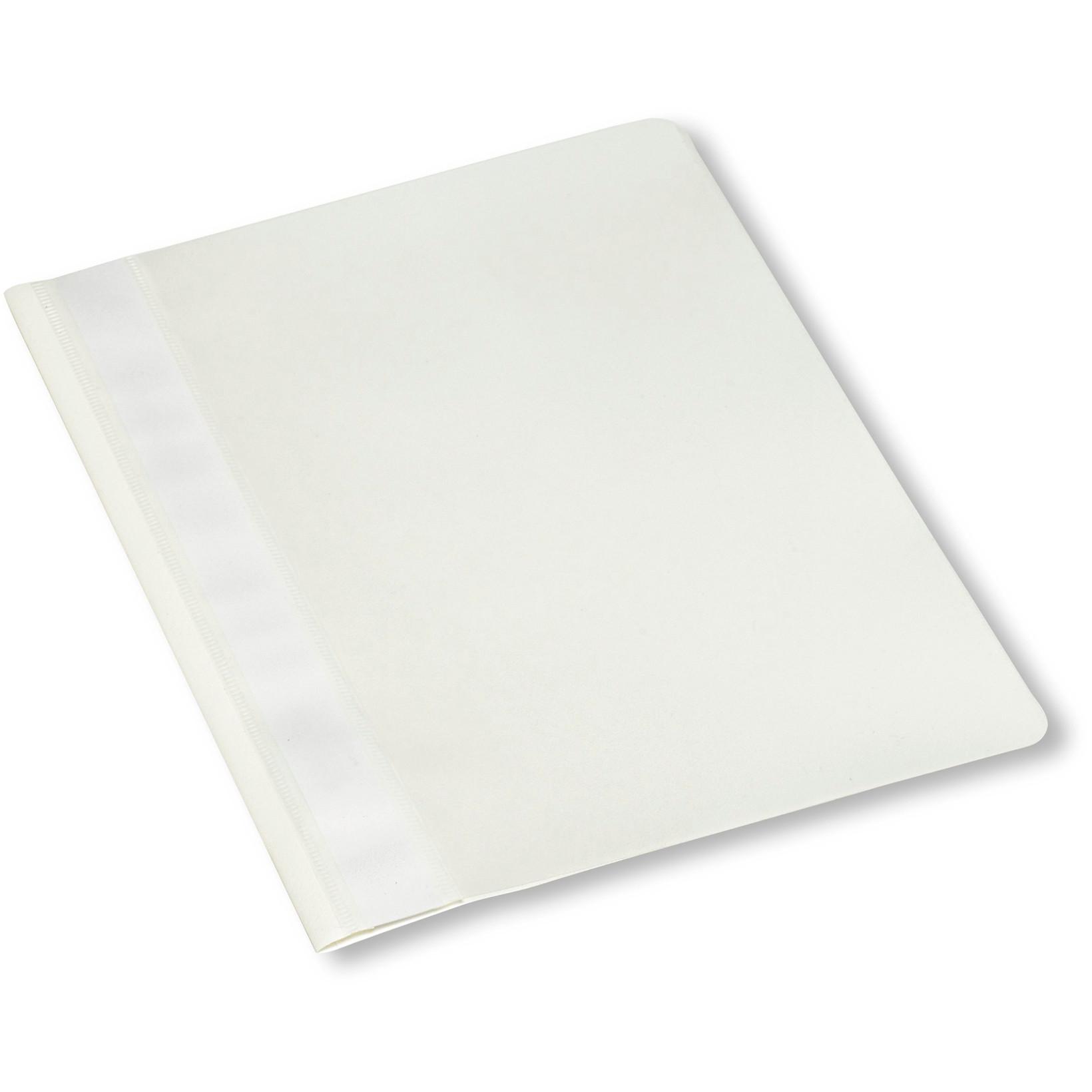 A5 tilbudsmappe hvid Bantex - 100400330