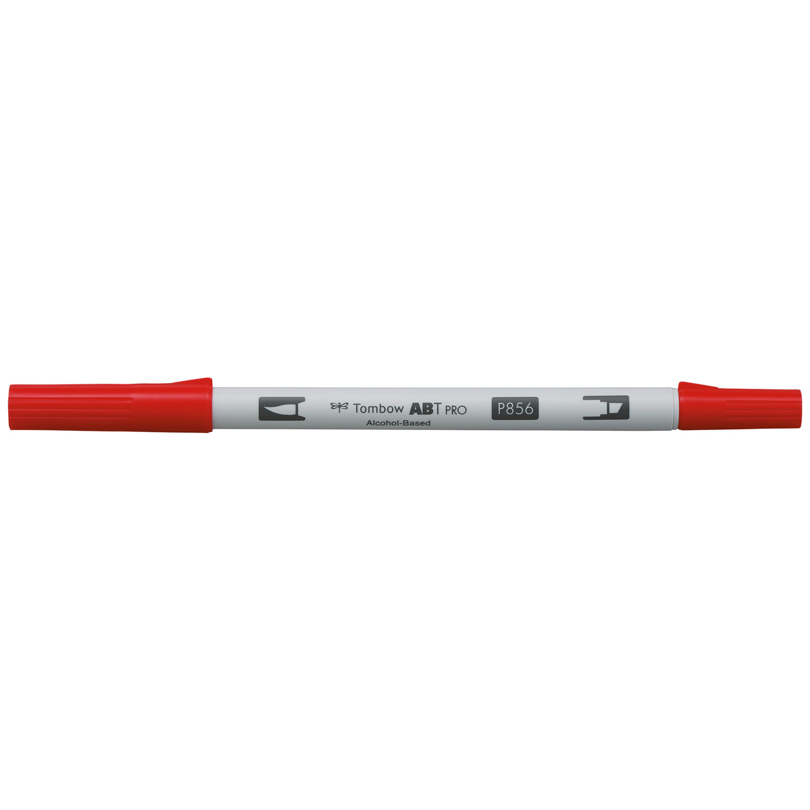 Tombow Marker alcohol-based ABT PRO Dual Brush 856 chinese red