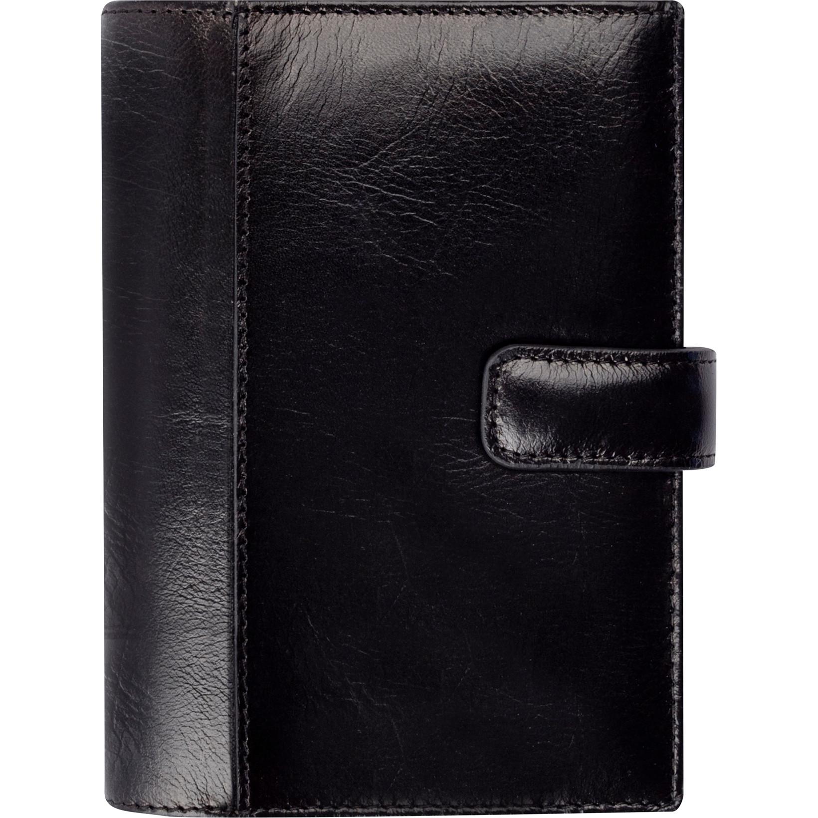 Ugekalender System mini sort 8x13cm tværformat 20 3511 00