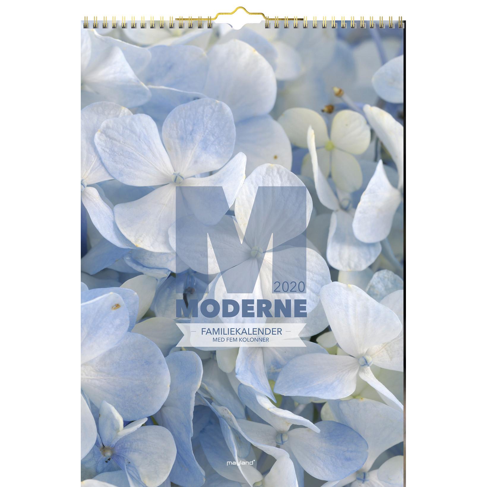 Vægkalender Familiens A3 Moderne 29,7x42cm 20 0662 60